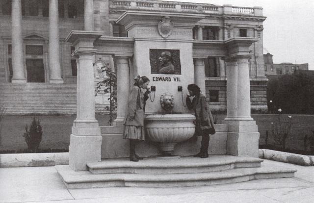 Edward VII Fountain-Thirkell & Scullion