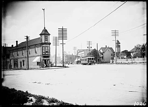 vpl 6780 - 1908 PTTimms. Dry goods store btwn KIngsway and Main.