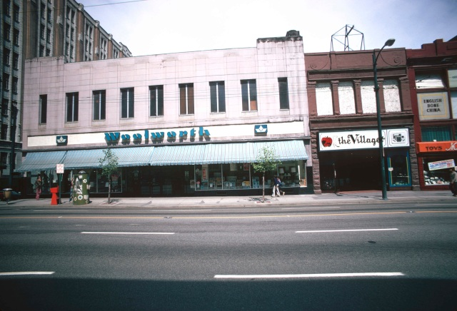 CVA 778-143 - 400 West Hastings Street north side. 1974.