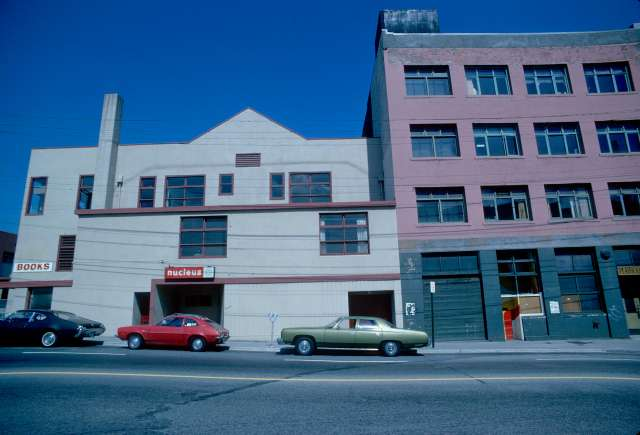 CVA 778-13 - 500 Beatty Street west side 1974
