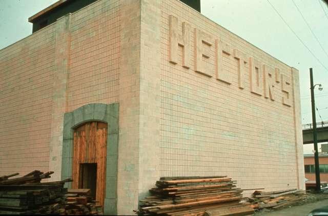 CVA 1135-16 - Hector's, 5th Avenue at Fir Street W E Graham, Feb 1966.