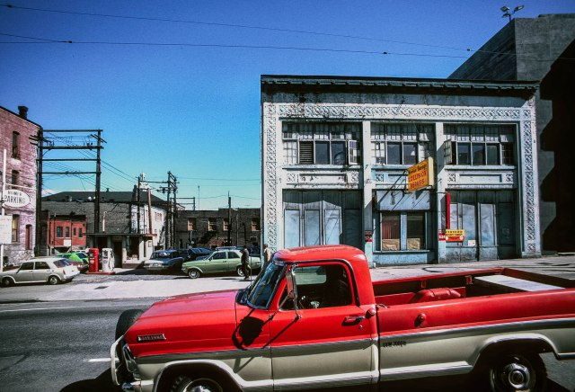 CVA 778-197 - 500 Homer Street east side. 1974.
