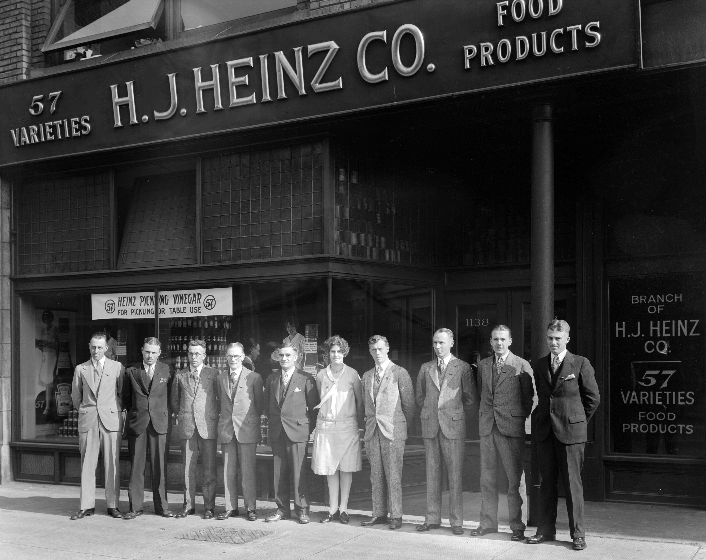 57 Varieties: H. J. Heinz In Vancouver