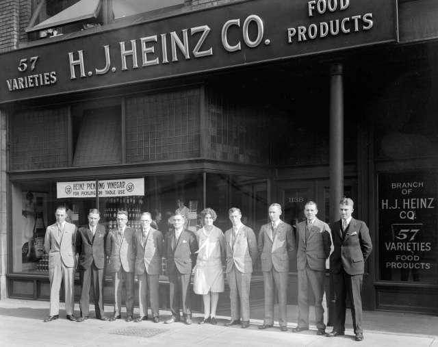 CVA 99-3736 - H.J. Heinz Company 1929 Stuart Thomson photo.