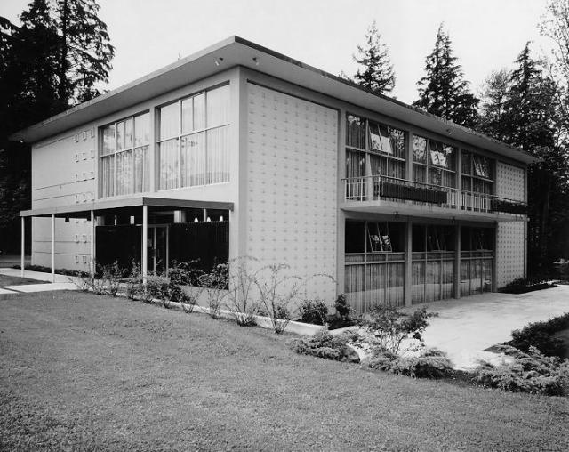 UBC Archives. International House. n.d.