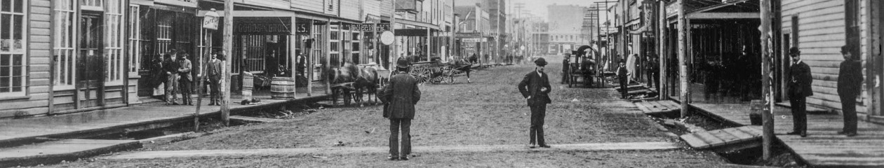Vancouver As It Was: A Photo-Historical Journey