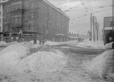 CVA 789-74 - Davie & Granville [after heavy snowfall] 1916_