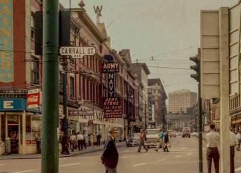 CVA 780-768 - [View of West Cordova Street from Carrall Street] 196--2