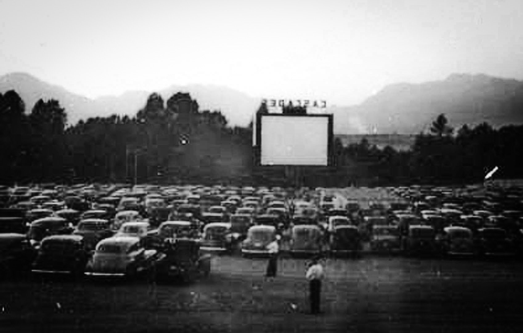 canada�s first drivein theatre vancouver as it was a