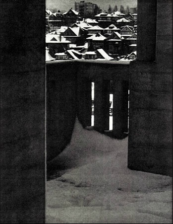 1936 John Vanderpant. The Silent City
