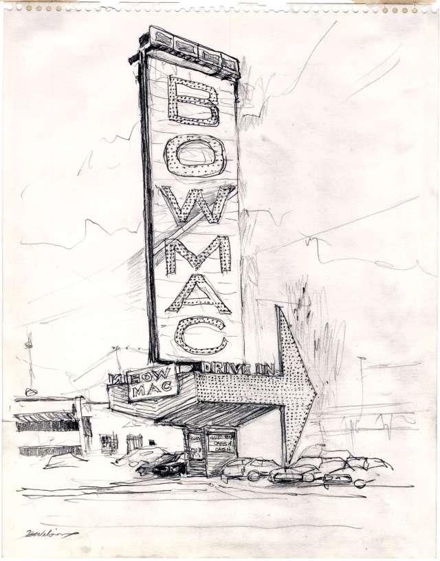 99-29-15 - [Bowmac sign at 1154 West Broadway, Vancouver, B.C.] Barbara Elizabeth Wilson 1982-82