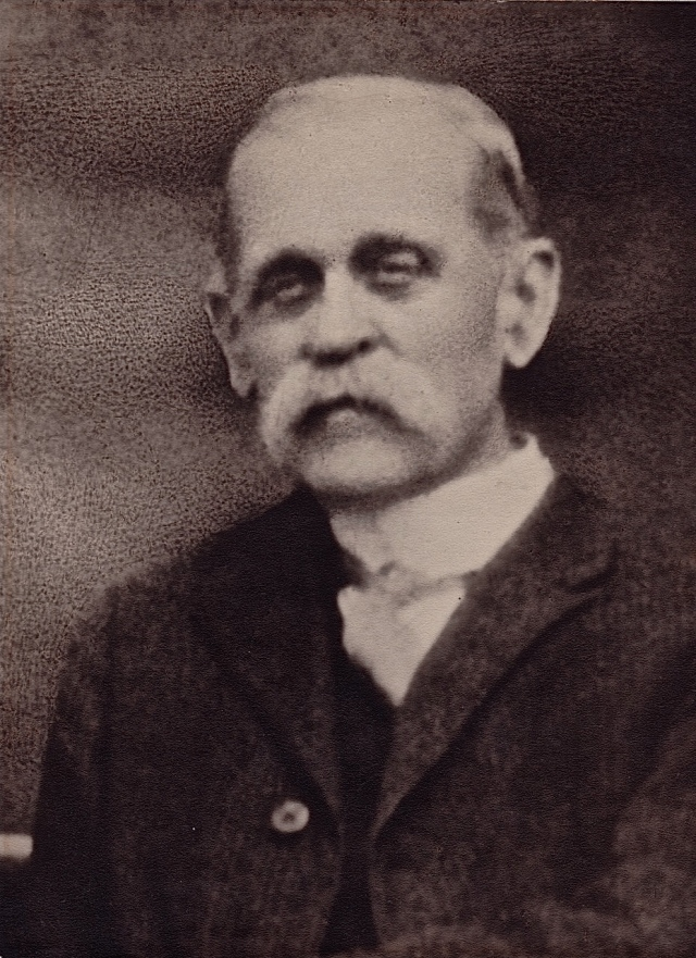 Charles Abraham Schooley - FBC LIfe Deacon and COV Chief Paymaster