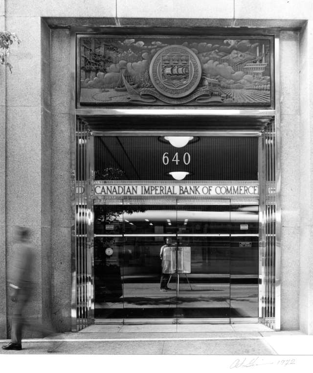 cva-70-23-canadian-imperial-bank-of-commerce-building-640-west-hastings-street-doorway-1972-art-grice-photo