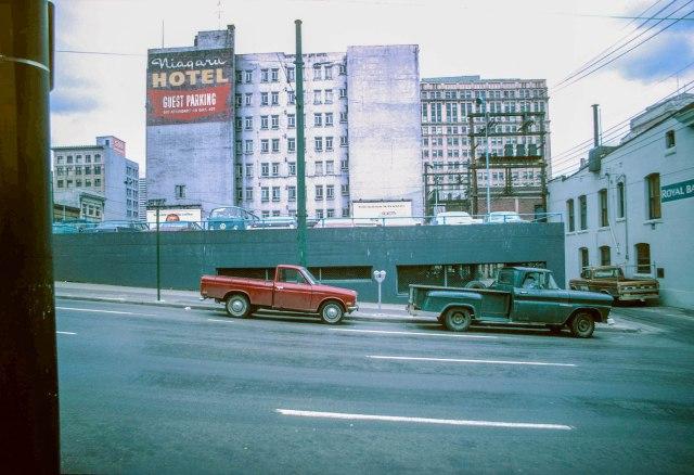 CVA 778-193 - 400 Homer Street west side May 1974