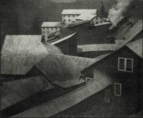 H. Mortimer Lamb Mine Buildings, BC