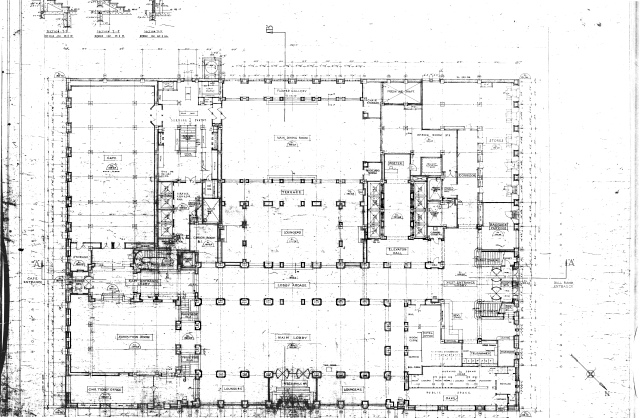 HV - Main Floor Plan