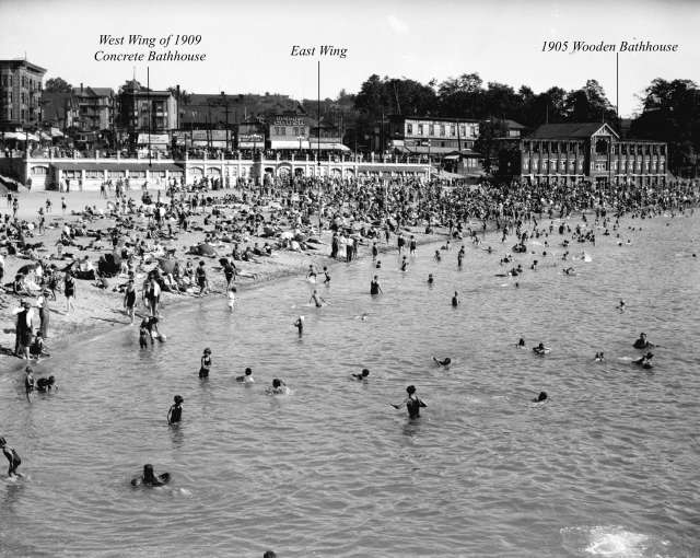 CVA 99-2118 - English Bay scene 3 Aug 1930 Stuart Thomson photo.