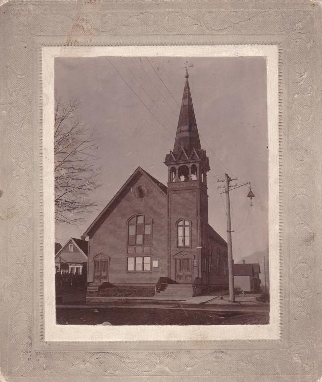Jackson Ave Baptist Ch.