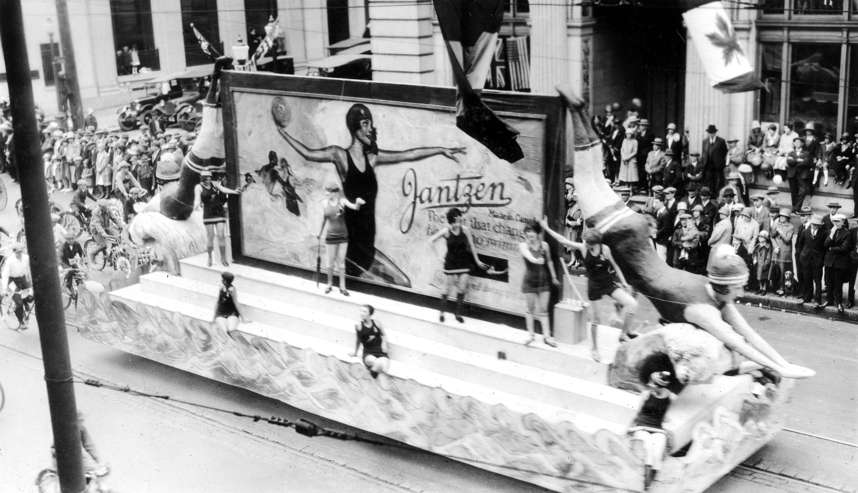 cva 289-003.361 - calithumpian parade - bathing beauties july 1, 1926