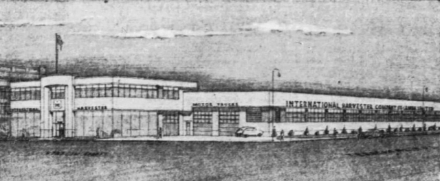 IH Station Street HQ Proposed Bldg